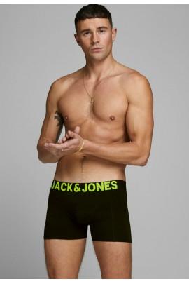 Jack&Jones Set de boxeri cu banda logo in talie - 3 perechi